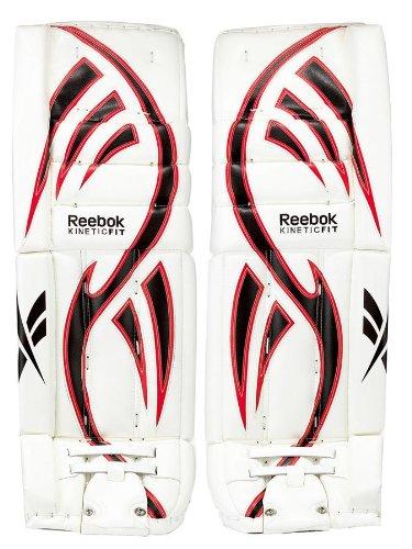 Reebok Larceny Goalie Leg Pads [SENIOR]