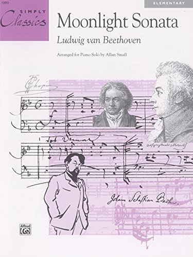 Moonlight Sonata (Simply Classics Solos)