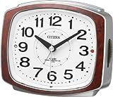 CITIZEN(シチズン) 目覚し時計 ネムリーナR429 電波時計 スヌーズ機能付 4RL429-023