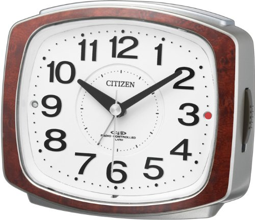 CITIZEN (citizen) alarm clock ネムリーナ R429 radio clock snooze function with 4RL429-023
