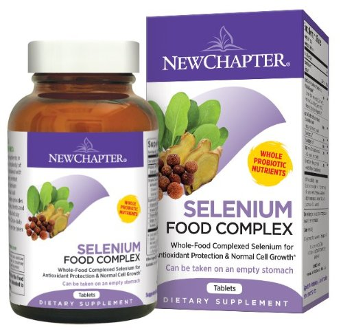 New Chapter Selenium Food Complex, 90 Tablets at Sears.com