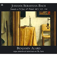 Trio Sonata No. 3 in D Minor, BWV 527: III. Vivace