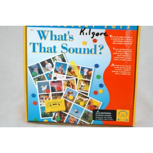 What's That Sound Discovery Toys