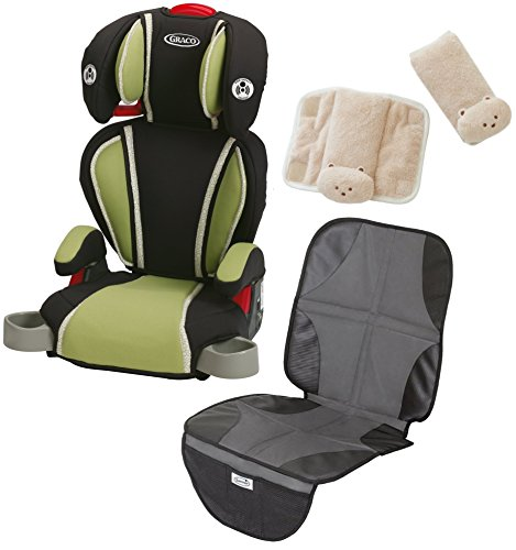 awardwiki graco backless turbobooster car seat go green. Black Bedroom Furniture Sets. Home Design Ideas