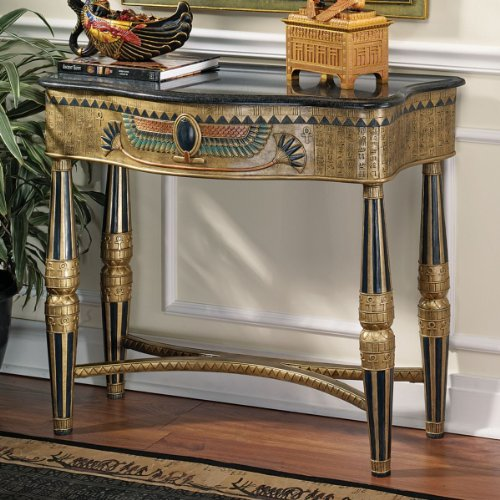 Cheap 32.5″ Classic Egyptian Console Table (KY62421)