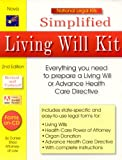 Simplified Living Will Kit (National Legal Kit)