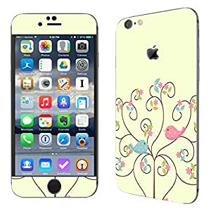 Theskinmantra Chirpling sparkle Apple iPhone 6 mobile skin