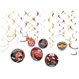 Cars Hanging Party Decorations, Party Supplies