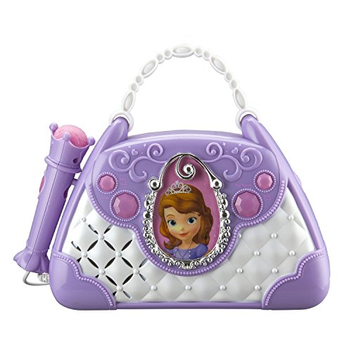 Buy Disney Sofia Sing Along Boombox Now!