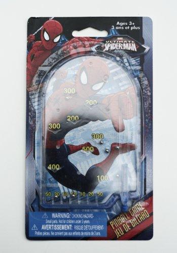 Marvel Spiderman Pinball Game