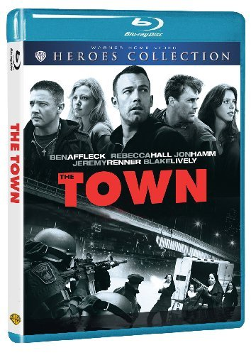 The town (extended cut) [IT Import] [Blu-ray]