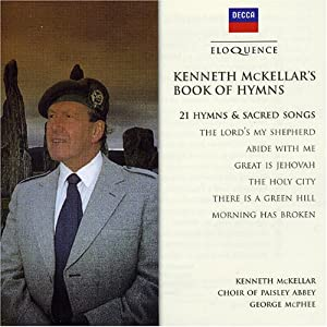 Kenneth McKellar's Book of Hymns - 21 Hymns and Sacred Songs