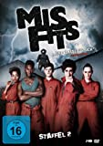 Misfits - Staffel 2 [2 DVDs]