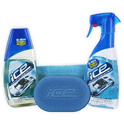 Amazon.com: Turtle Wax Ice Synthetic Liquid Polish & Spray Detailer