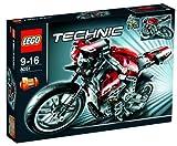 レゴ テクニック モーターバイク
