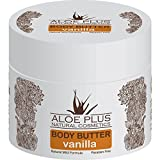 Aloe Plus Natural Body Butter - 200ml - Provides rich and...