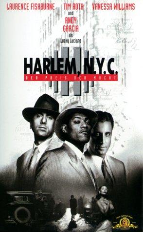 Harlem, N.Y.C. - Der Preis der Macht [VHS]