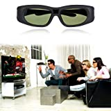 3D Active Shutter Glasses IR &