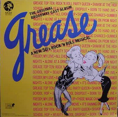 Grease [Vinyl] (Lps Grease compare prices)
