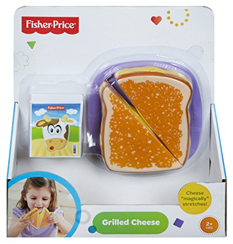 Fisher-Price Stretchy Grilled Cheese - 1