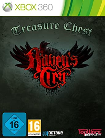 Raven's Cry Treasure Chest (Xbox 360)