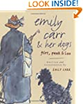 Emily Carr And Her Dogs