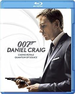 007/ダニエル・クレイグ・ブルーレイ・コレクション(2枚組)(初回生産限定) [Blu-ray]