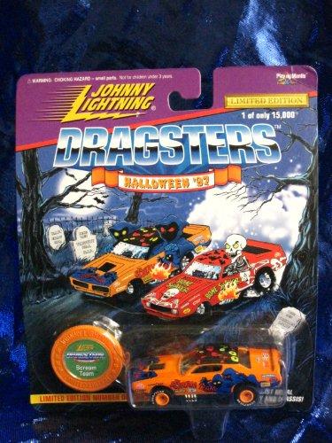Johnnny Lightning Halloween 1997 Scream Team Die Cast Car