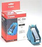 Canon BJカートリッジ BC-30e ブラック ヘッド・インクセット