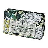 Gomangos Fashion Wavertree & London Triple Milled Frangipani & Gardenia Moisturizing Soap - 4pk