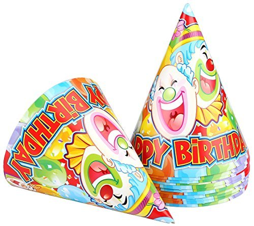 12pcs-Small-Paper-Kids-Funny-Hats-Cone-Birthday-Caps-of-Birthday-Party-Favor-Supplies-Decorations