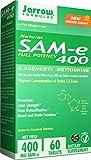 Jarrow Formulas SAM-e, 400 mg, 60 Count