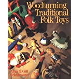 Woodturning Traditional Folk Toysby Alan Bridgewater