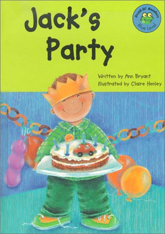 Jack's Party (Read-It! Readers)