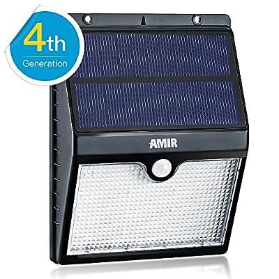 (16 Bright Nodes) LED Solar Lights
