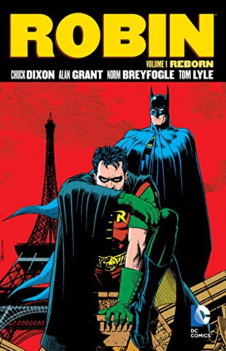 Robin Vol. 1: Reborn at Gotham City Store