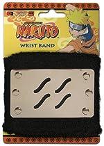 Naruto : Mist Village Metal Sign Wristband