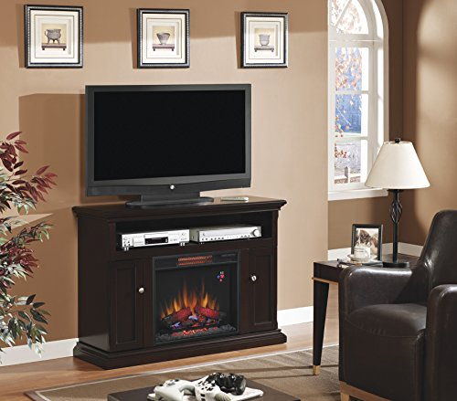 Cannes Media Mantel in Espresso 23MM378-E451 MANTEL ONLY picture