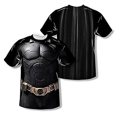 Batman Begins Costume All Over Print Front / Back T-Shirt