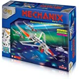 Kids Mandi Zephyr Robotix Mechanix Blocks Metal Game Set