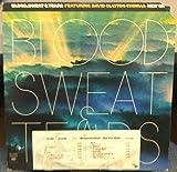 BLOOD SWEAT & TEARS NEW CITY vinyl record