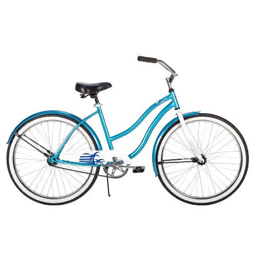 Huffy Women's Bayponte  Bike, Teal, 26-Inch