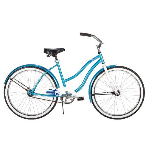 Huffy Women's Bayponte  Bike, Teal, 26-Inch