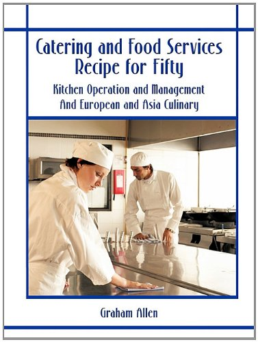 Catering and Food Services Recipe for Fifty: