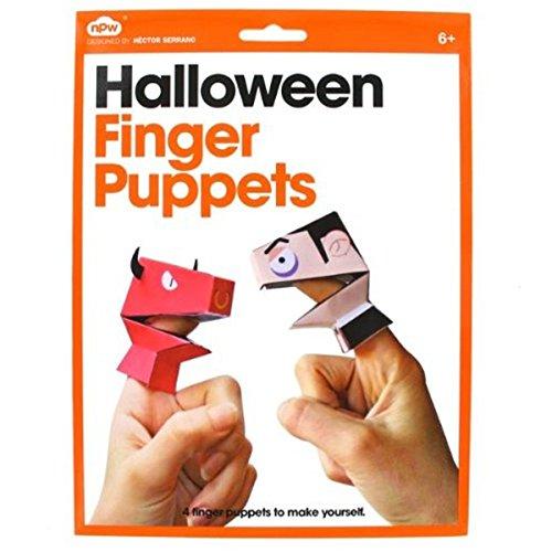 NPW Halloween Finger Puppets - 1