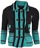 Dynamis Women's/Girl's Acrowool regular fit Casual cardigan