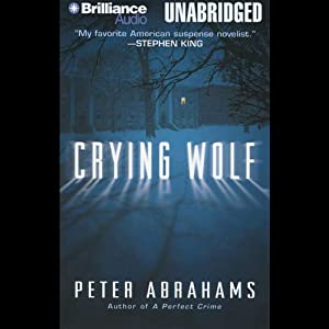 Crying Wolf Audiobook