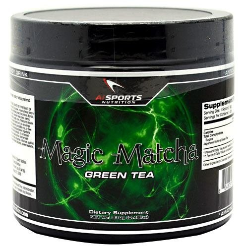 Matcha Green Tea Supplement
