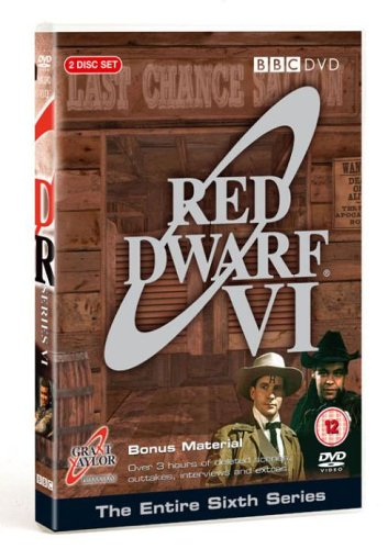 Red Dwarf : Complete BBC Series 6 [2005] [DVD]
