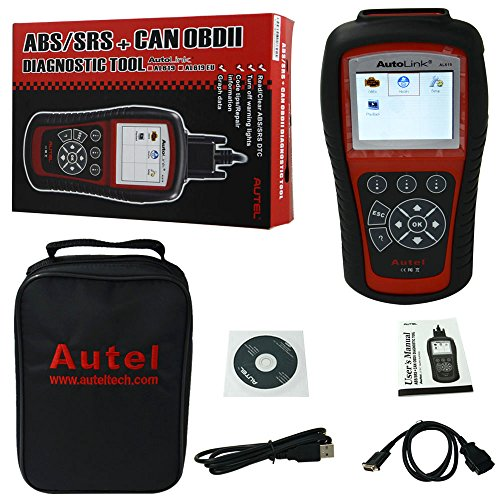 Get Cheap Original Autel AutoLink AL619 OBDII CAN ABS and